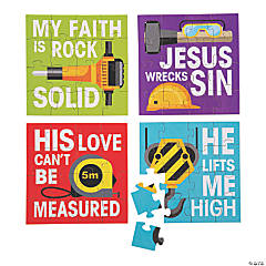 Construction VBS Jigsaw Puzzles