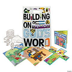 Construction VBS On-the-Go Activity Kit for 48