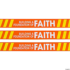 Construction VBS Party Tape
