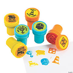 Construction VBS Stampers