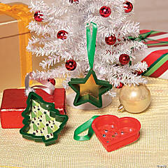 Cookie Cutter Ornaments Idea