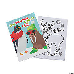 Cool Christmas Activity Books