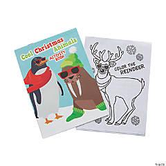 Cool Christmas Activity Books