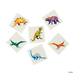 Cool Dinosaur Tattoos