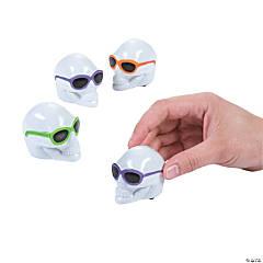 Cool Skeleton Pull-Back Toys