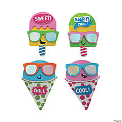 Cool Summer Treat Magnet Craft Kit