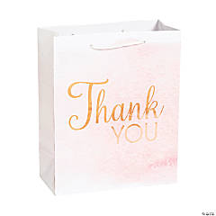 Copper Blush Ombre Gift Bags