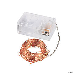Copper Wire LED Mini Light Strand