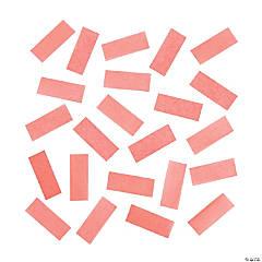 Coral Tissue Paper Confetti