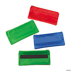 Cotton Magnetic Pencil Cases