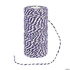 Cotton Purple Baker's Twine