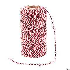 Cotton Red Baker's Twine