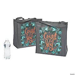 Count it All Joy Tote Bags