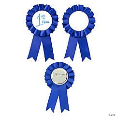 County Fair Blue Award Ribbons