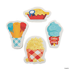 County Fair Carnival Food Scented Erasers