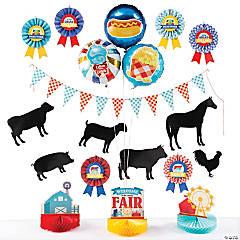 County Fair Decorating Kit