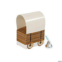 Covered Wagon Favor Boxes