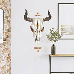 Cow Skull Southwestern Peel & Stick Giant Decals