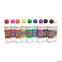 Crafty Dab® Scented Kids Paint Markers, Assorted Colors, Pack of 10