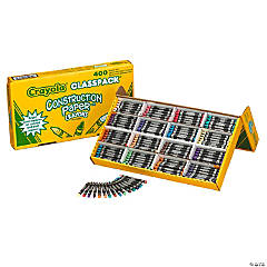 Crayola® Classpack® Regular Size Construction Paper™ Crayons