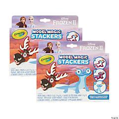 Crayola Model Magic Stackers, Frozen 2, 2 Kits
