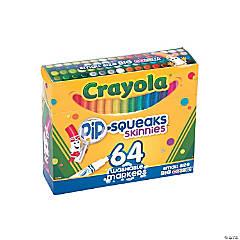 Crayola® Pip-Squeaks™ Skinnies Markers