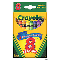 Crayola® Regular Crayons