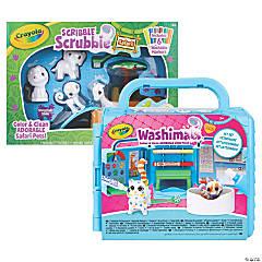 Crayola® Scribble Scrubbie™ Pets! Safari Tub Set & Vet Set