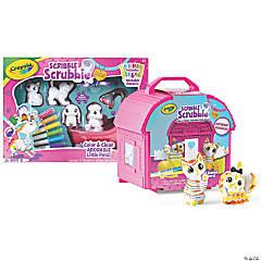 Crayola® Scribble Scrubbie™ Pets! Scrub Tub Set & Backyard Bungalow Set