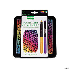 Crayola® Pearlescent Cream Sticks