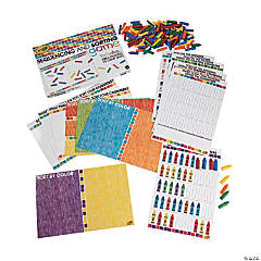Crayola® Sequencing & Sorting Game