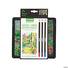 Crayola® Signature™ Blend & Shade Colored Pencils