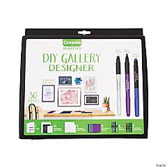 Crayola® Signature™ DIY Gallery Designer Set