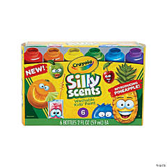 Crayola® Silly Scents™ Washable Paint