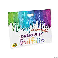 Crayola<sup>&#174;</sup> Art & Creativity Portfolios