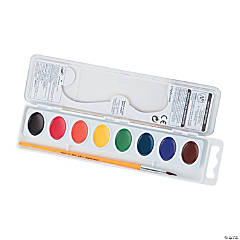 Crayola® Washable Watercolor Paint Tray