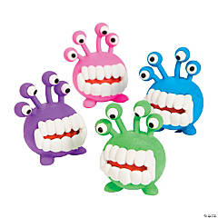 Crazy Alien Erasers
