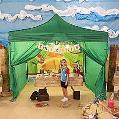 Create Your Own Dig VBS Check-In Station Kit