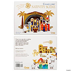 Create Your Own Nativity Story Scene
