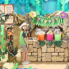 Create Your Own Treasure Hunt VBS Craft Station Kit