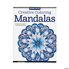Creative Coloring Book: Mandalas
