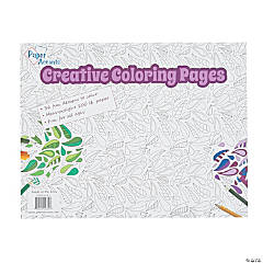 Creative Coloring Pad