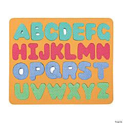 Creativity Street® Magnetic Capital Letters Jigsaw Puzzle, 26 Pcs