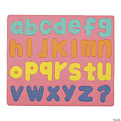 Creativity Street® Magnetic Lowercase Letter Jigsaw Puzzle, 26 Pcs