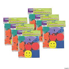 Creativity Street® Paint Sponges, Familiar Shapes Set, 3