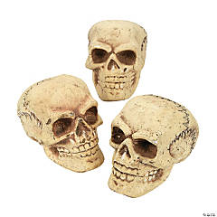 Creepy Skulls Halloween Decoration