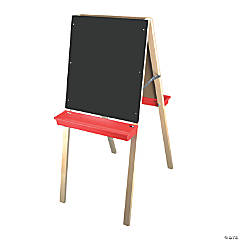 Crestline Products Child's Double Easel, Black