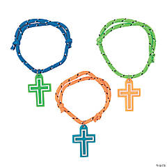 Cross Friendship Rope Bracelets