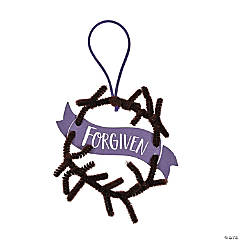 Crown of Thorns Ornament Craft Kit