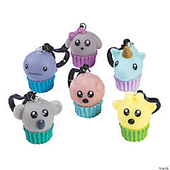 Cupcake Backpack Clips